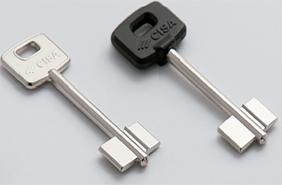 llaves en bruto
